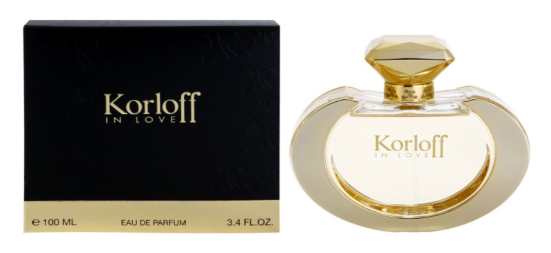 Korloff In Love парфюмна вода за жени 100 мл.