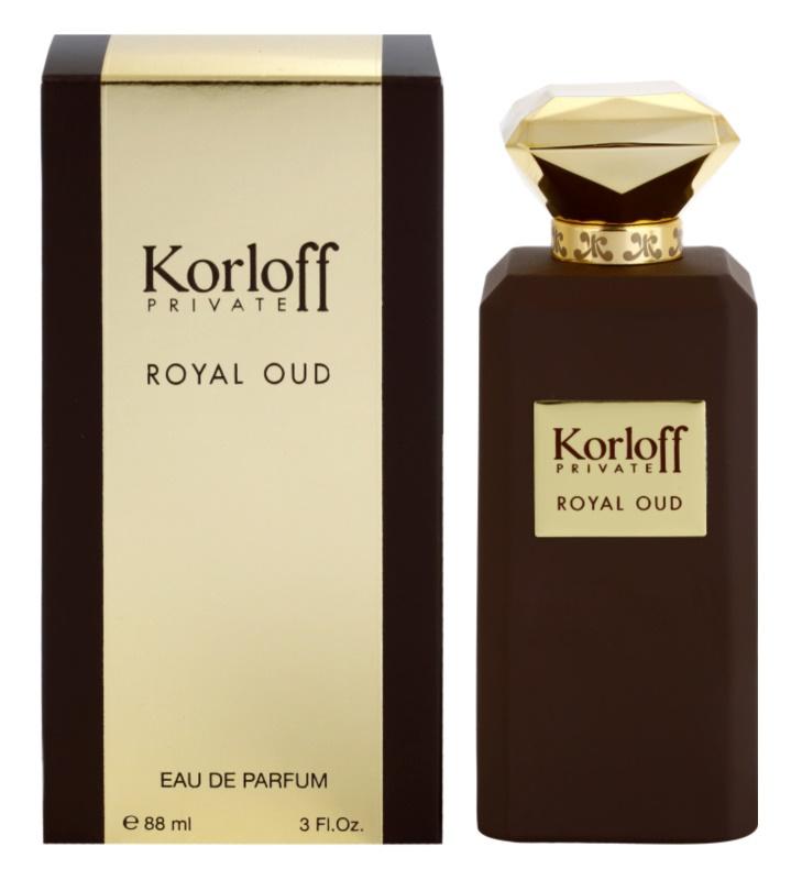 Korloff Korloff Private Royal Oud parfemska voda uniseks 88 ml