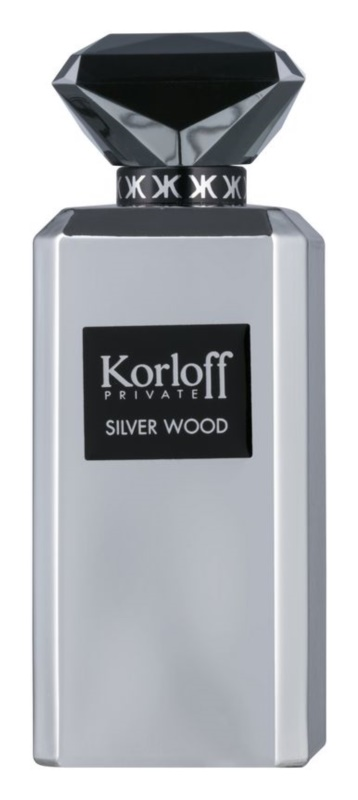 Korloff Korloff Private Silver Wood eau de parfum per uomo 88 ml