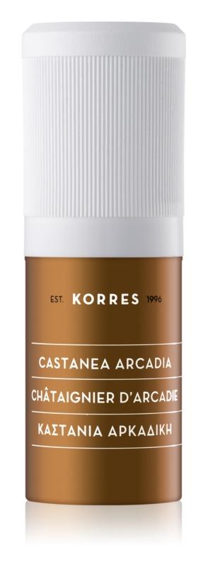 Korres Castanea Arcadia učvrstitvena krema proti gubam za predel okoli oči