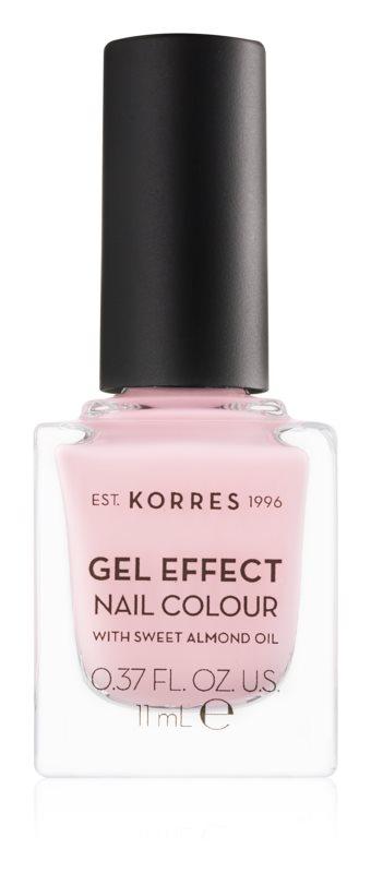 Korres  Gel-Effect Nail Varnish