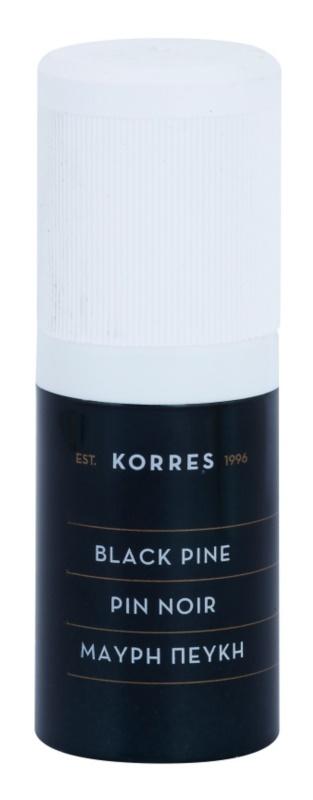 Korres Black Pine očný liftingový krém proti vráskam