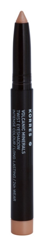 Korres Volcanic Minerals Long-Lasting Eyeshadow in Pencil
