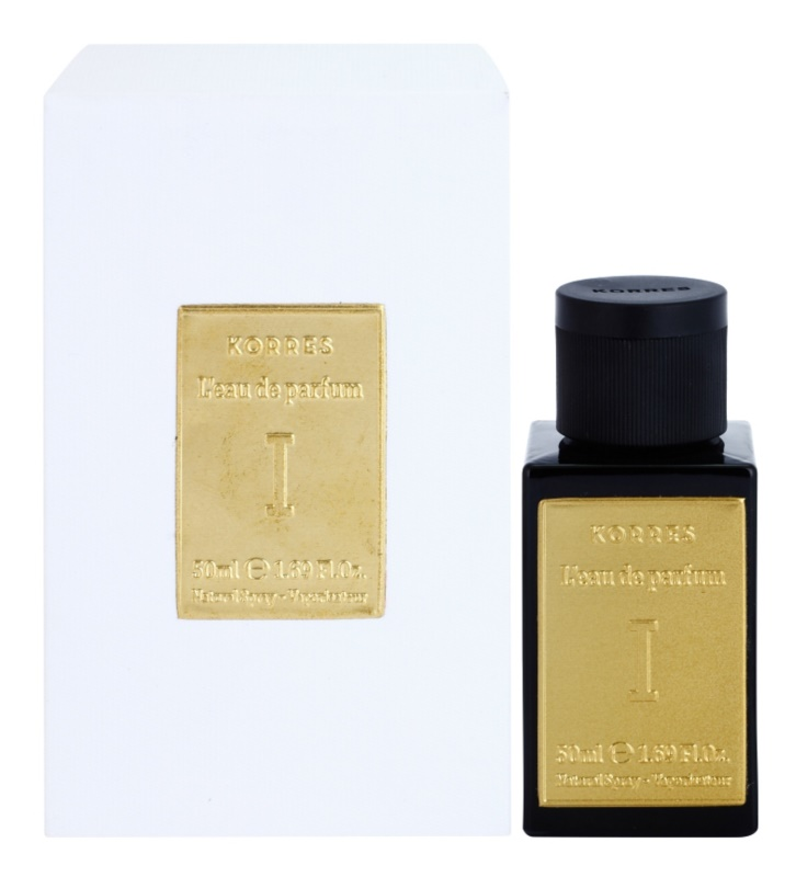 Korres Premium L´Eau De Parfum I eau de parfum nőknek 50 ml
