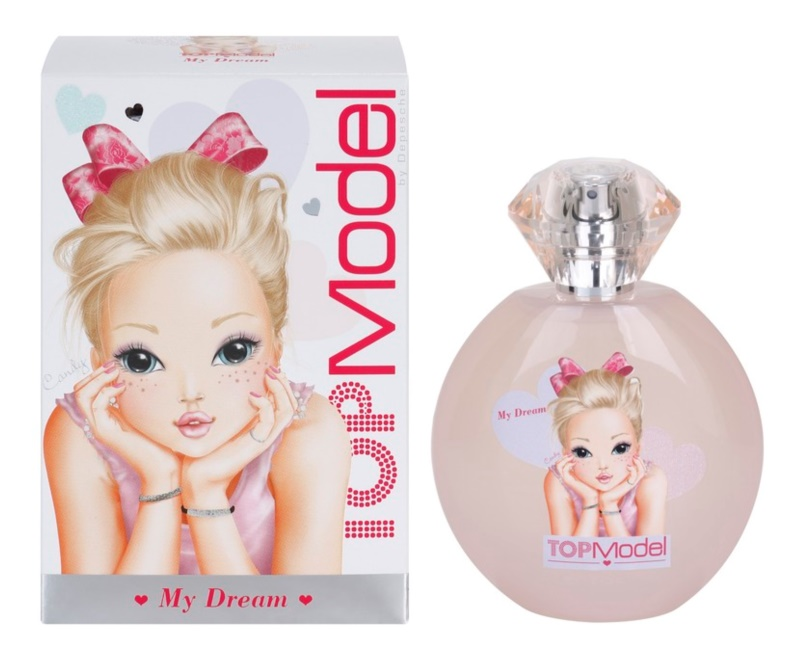 Koto Parfums TOPModel My Dream eau de toilette pentru femei 50 ml