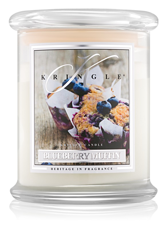 Kringle Candle Blueberry Muffin candela profumata 411 g