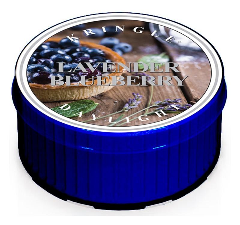 Kringle Candle Lavender Blueberry čajová sviečka 42 g