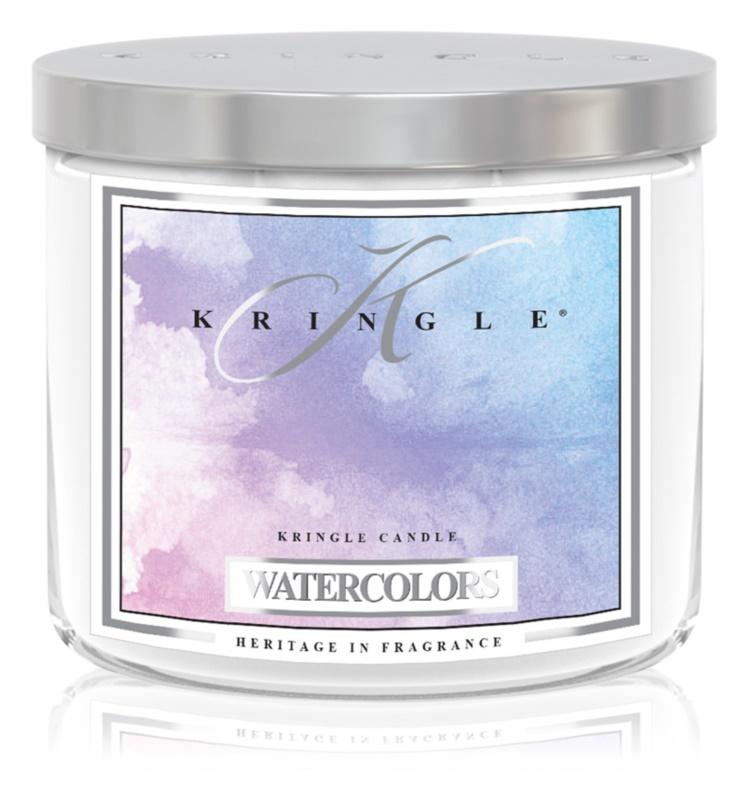 Kringle Candle Watercolors vonná svíčka 411 g I.