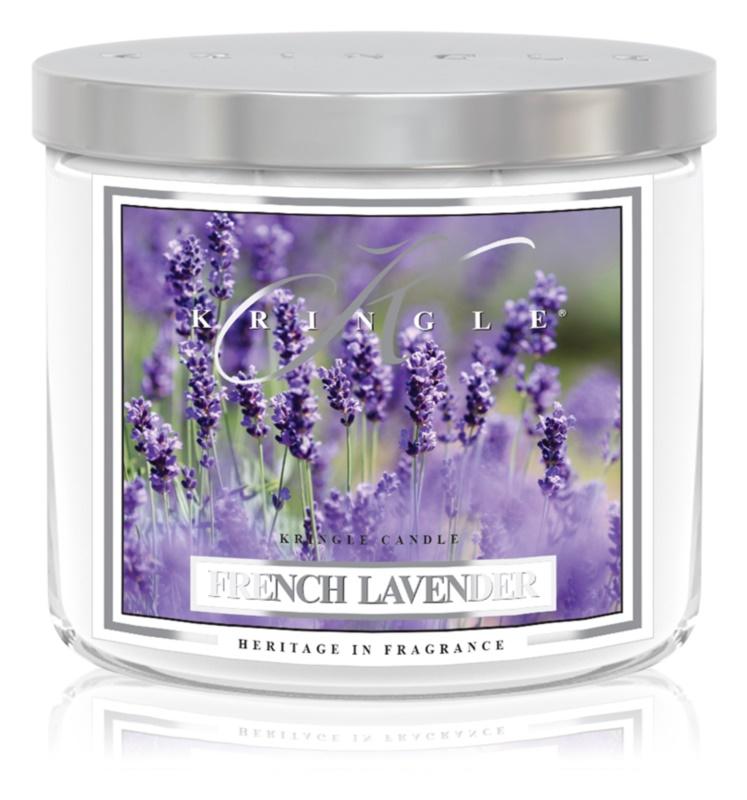 Kringle Candle French Lavender vonná svíčka 411 g I.