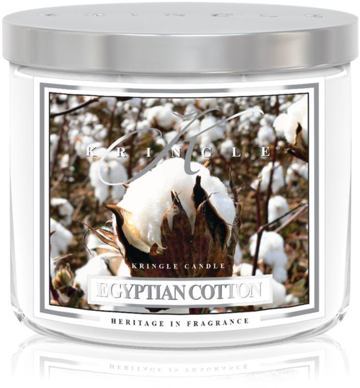 Kringle Candle Egyptian Cotton vonná sviečka 411 g I.
