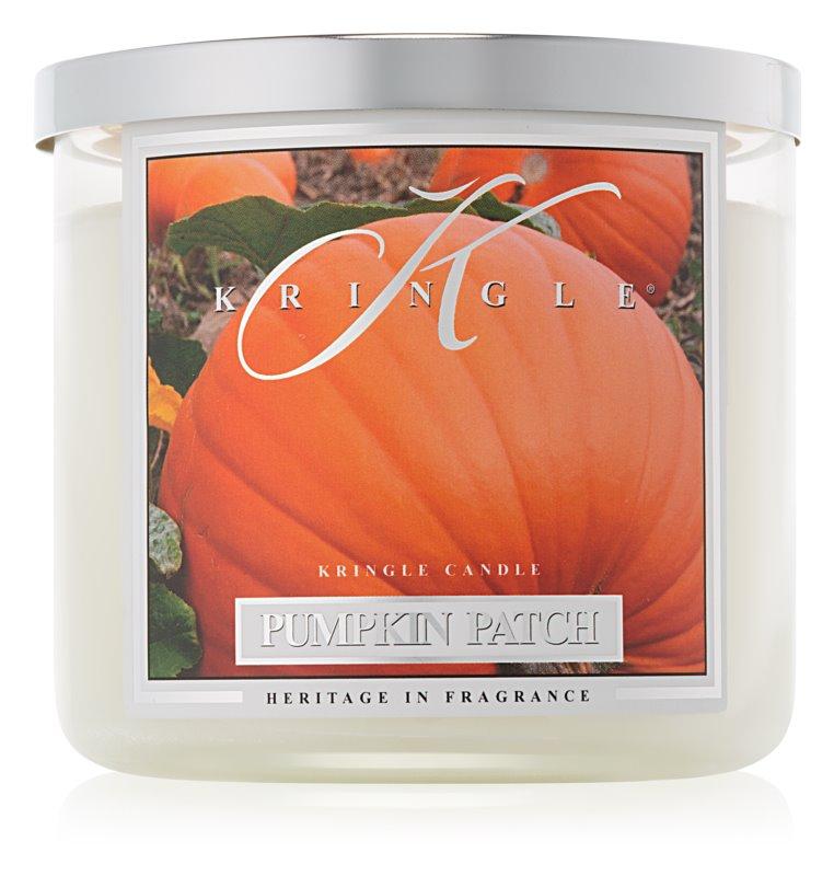 Kringle Candle Pumpkin Patch vonná sviečka 411 g
