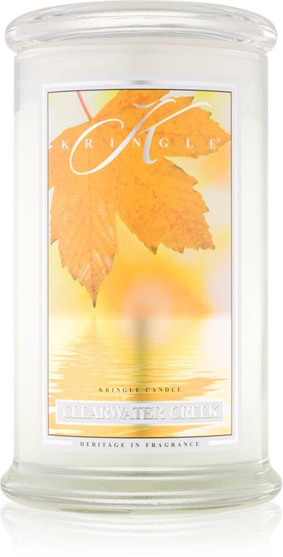 Kringle Candle Clearwater Creek lumânare parfumată  624 g
