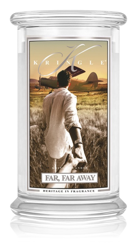 Kringle Candle Far, Far Away Scented Candle 624 g