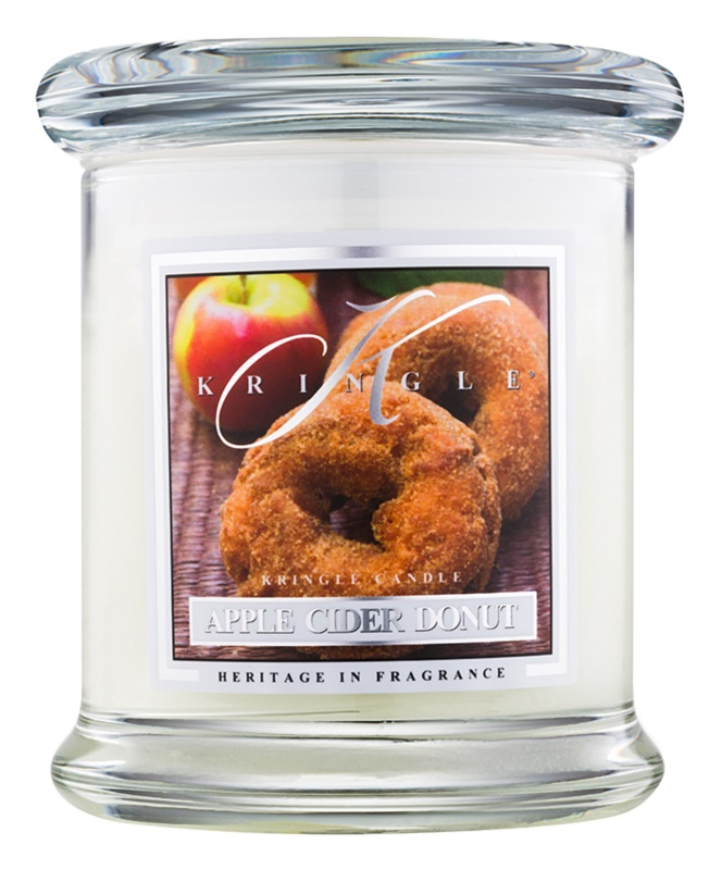 Kringle Candle Apple Cider Donut Scented Candle 127 g