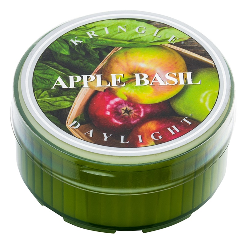 Kringle Candle Apple Basil bougie chauffe-plat 35 g