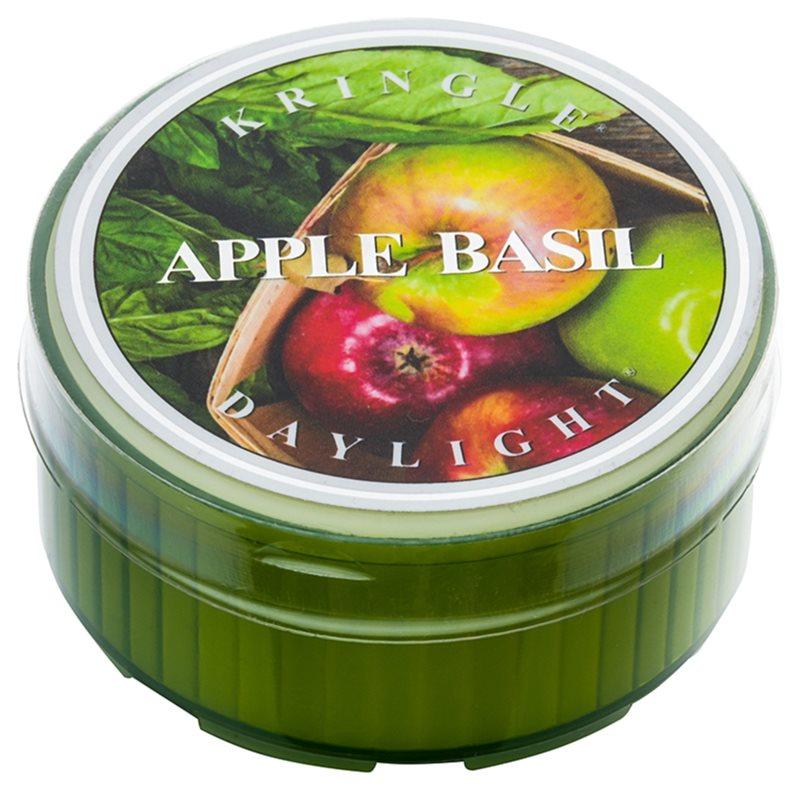 Kringle Candle Apple Basil čajová svíčka 35 g