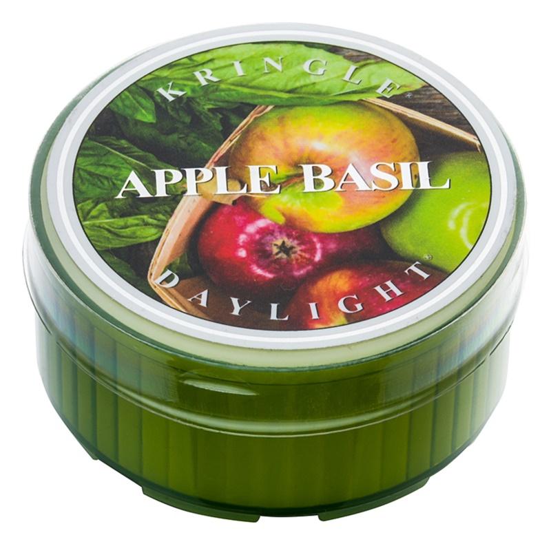 Kringle Candle Apple Basil čajová sviečka 35 g