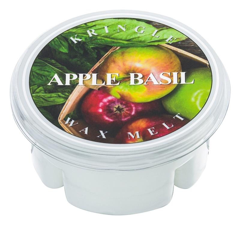 Kringle Candle Apple Basil κερί για αρωματική λάμπα 35 γρ