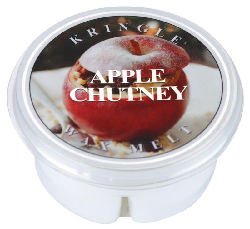 Kringle Candle Apple Chutney ceară pentru aromatizator 35 g