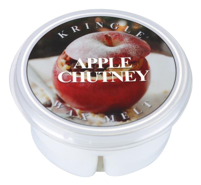Kringle Candle Apple Chutney illatos viasz aromalámpába 35 g