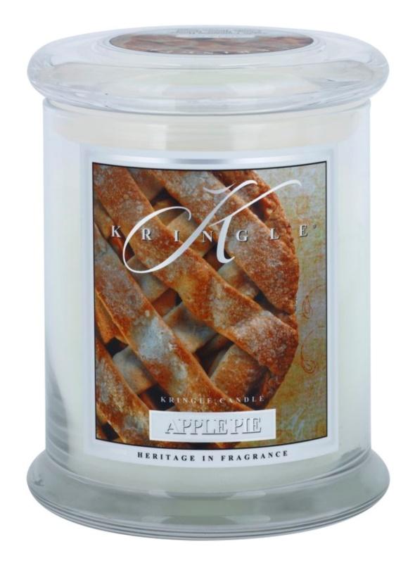 Kringle Candle Apple Pie illatos gyertya  411 g közepes