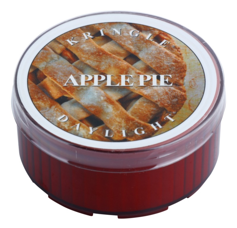 Kringle Candle Apple Pie Tealight Candle 35 g