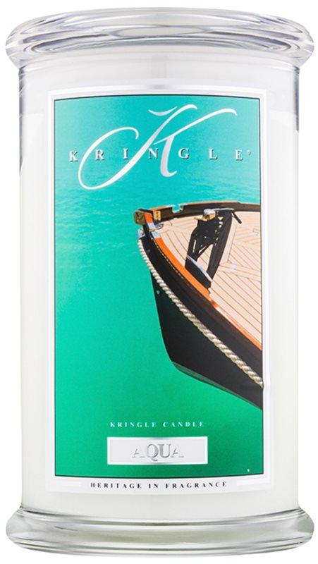 Kringle Candle Aqua świeczka zapachowa  624 g