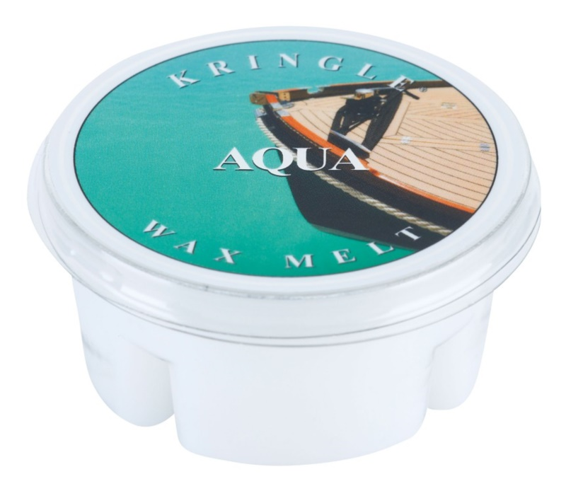 Kringle Candle Aqua ceară pentru aromatizator 35 g