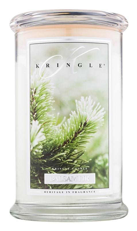 Kringle Candle Balsam Fir vonná svíčka 624 g