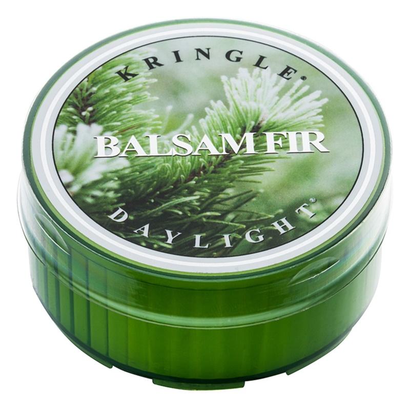 Kringle Candle Balsam Fir čajová sviečka 35 g
