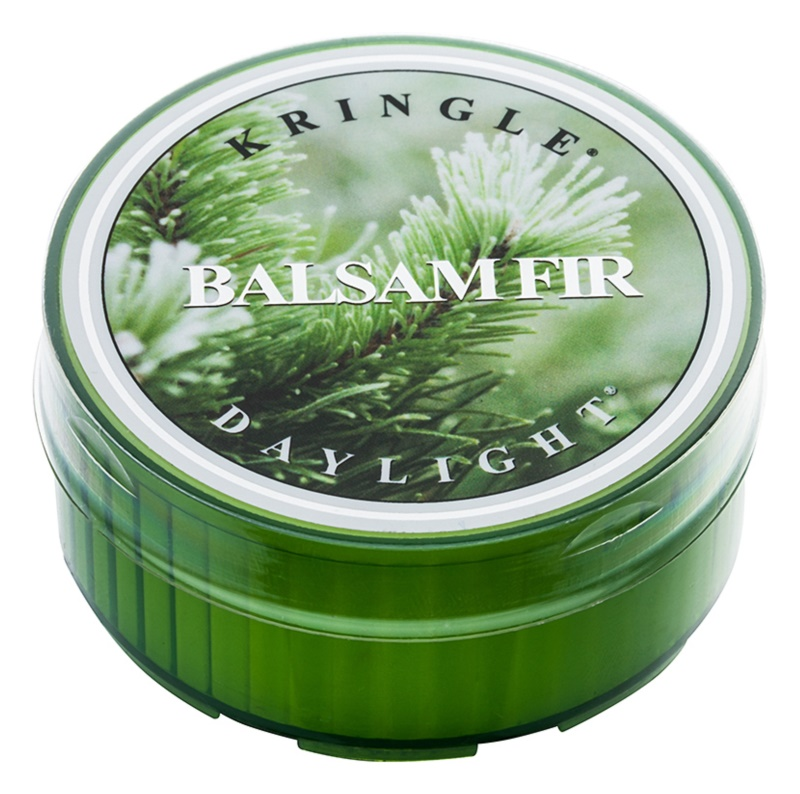 Kringle Candle Balsam Fir candela scaldavivande 35 g