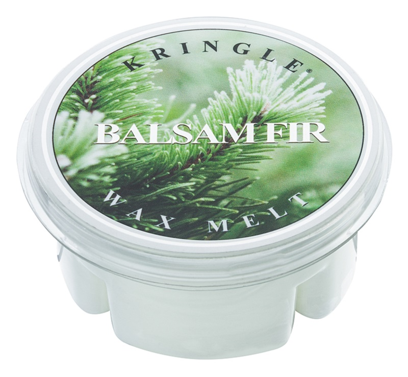 Kringle Candle Balsam Fir cera para lámparas aromáticas 35 g