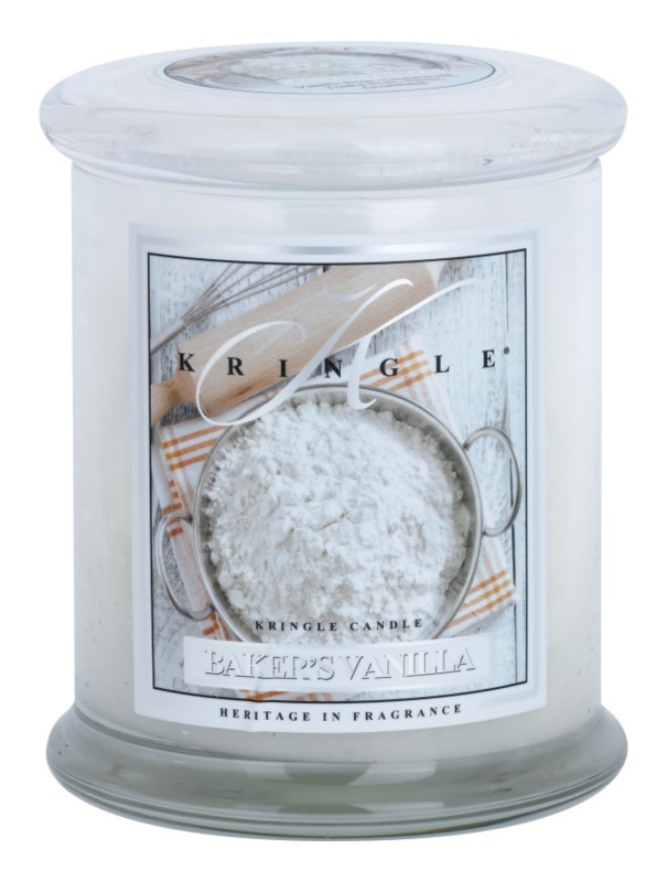 Kringle Candle Baker's Vanilla Scented Candle 411 g