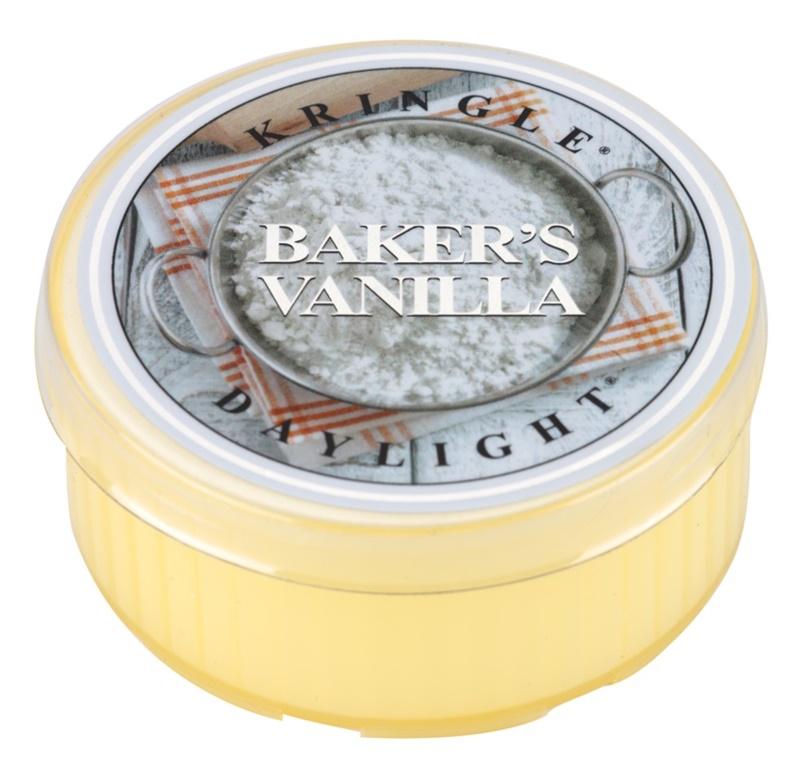 Kringle Candle Baker's Vanilla świeczka typu tealight 35 g
