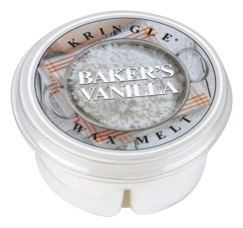 Kringle Candle Baker's Vanilla ceară pentru aromatizator 35 g
