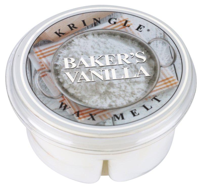 Kringle Candle Baker's Vanilla tartelette en cire 35 g