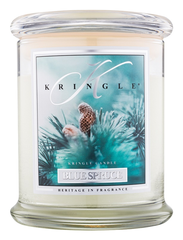 Kringle Candle Blue Spruce lumânare parfumată  411 g