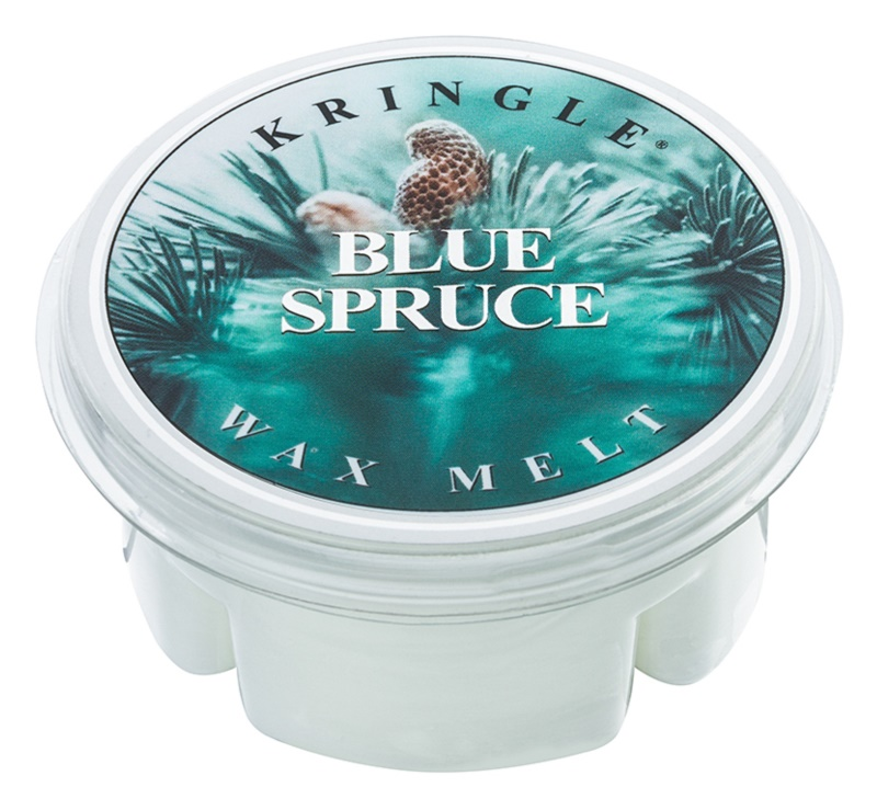 Kringle Candle Blue Spruce Wachs für Aromalampen 35 g