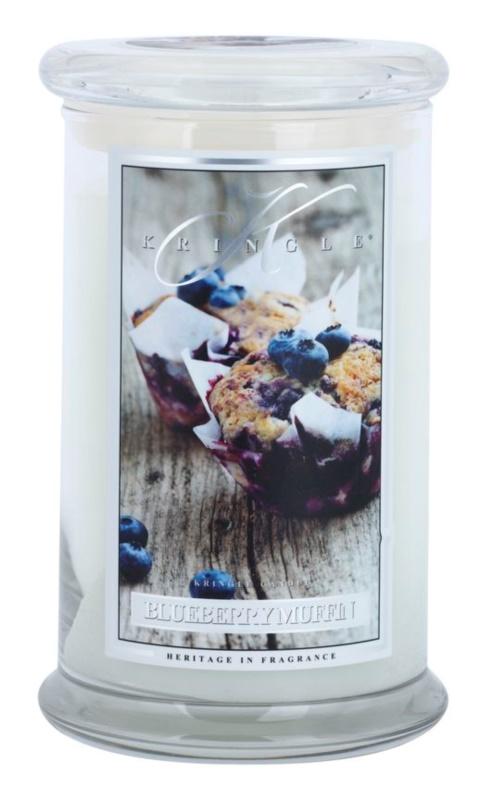 Kringle Candle Blueberry Muffin lumânare parfumată  624 g