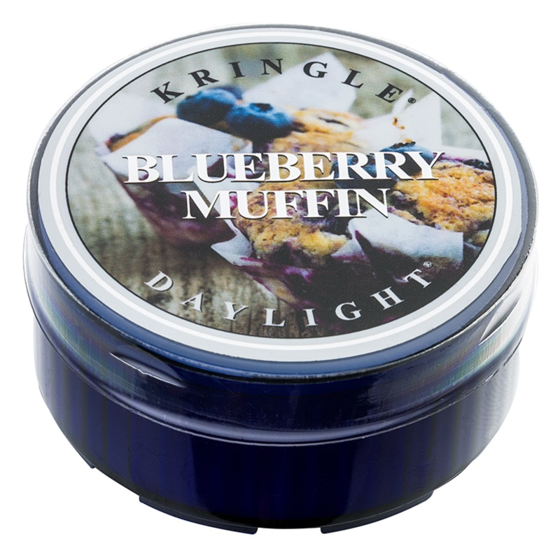 Kringle Candle Blueberry Muffin lumânare 35 g