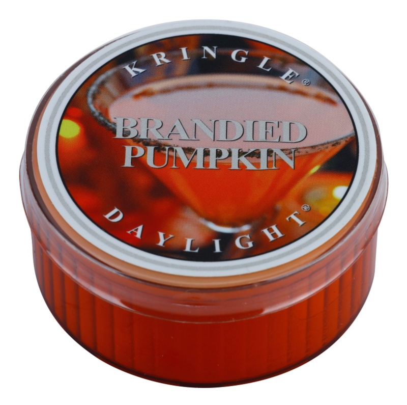 Kringle Candle Brandied Pumpkin bougie chauffe-plat 35 g