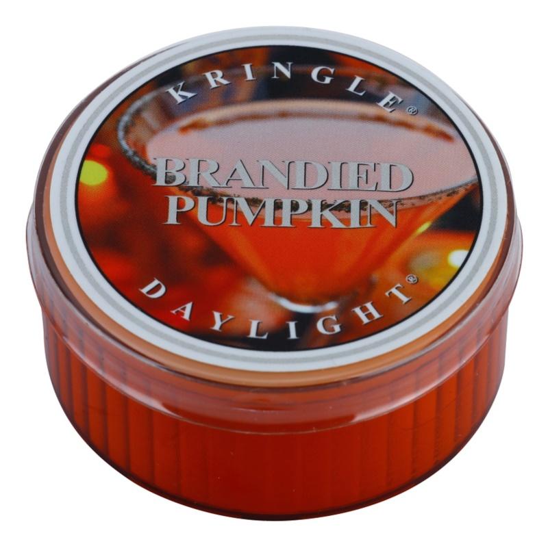 Kringle Candle Brandied Pumpkin čajová svíčka 35 g