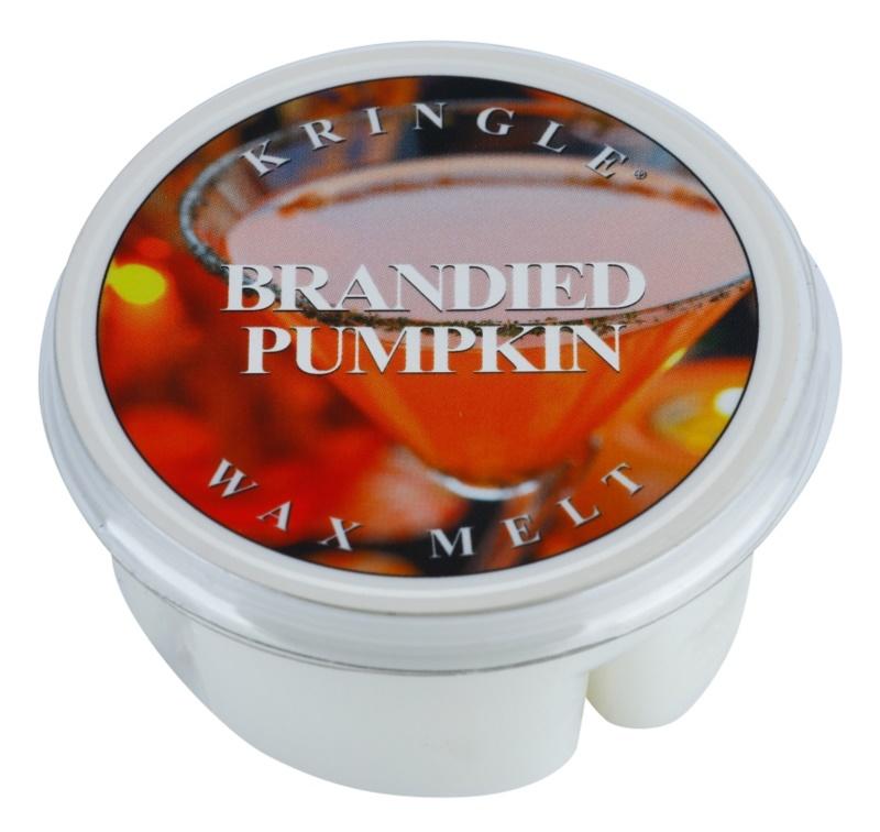 Kringle Candle Brandied Pumpkin vosk do aromalampy 35 g