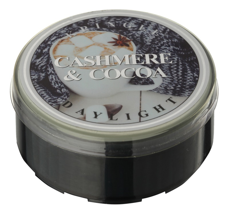 Kringle Candle Cashmere & Cocoa lumânare 35 g