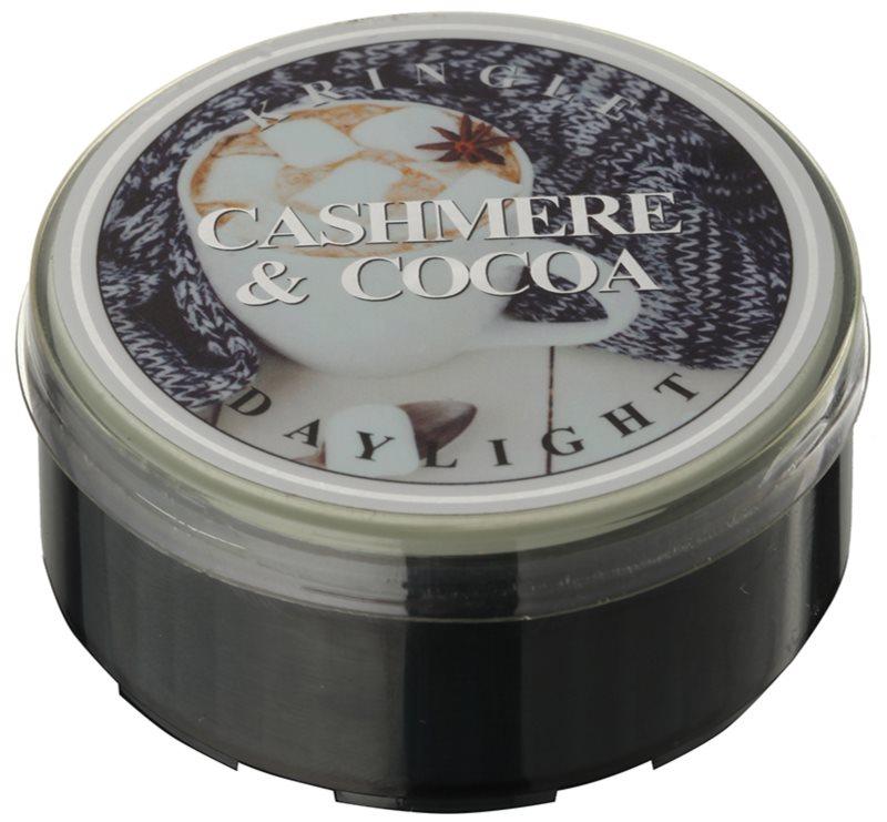 Kringle Candle Cashmere & Cocoa vela do chá 35 g