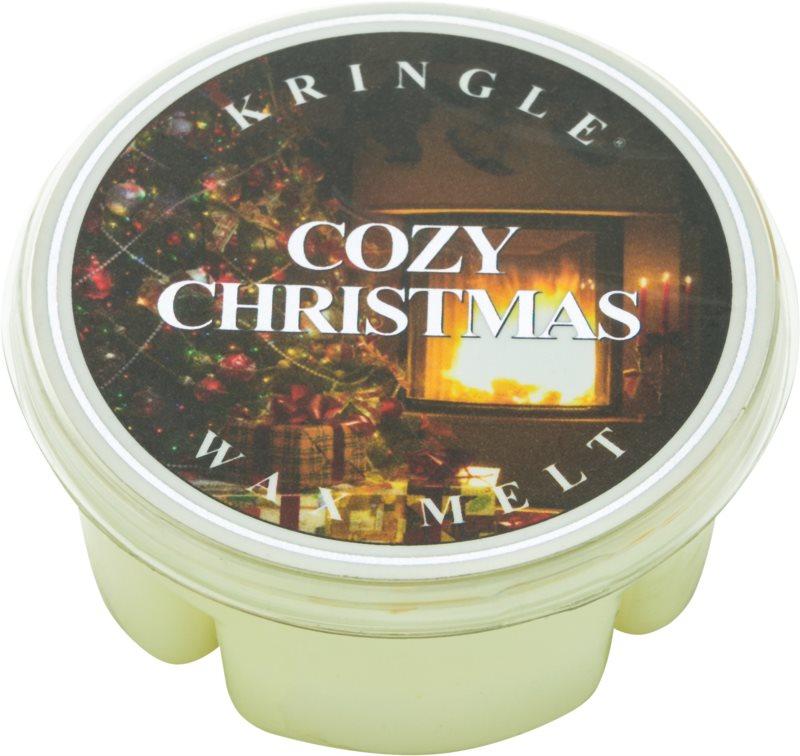 Kringle Candle Cozy Christmas Wax Melt 35 gr