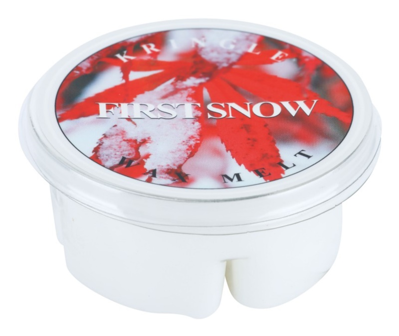 Kringle Candle First Snow wosk zapachowy 35 g