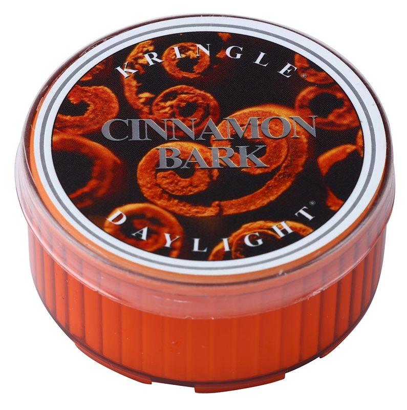 Kringle Candle Cinnamon Bark čajová sviečka 35 g