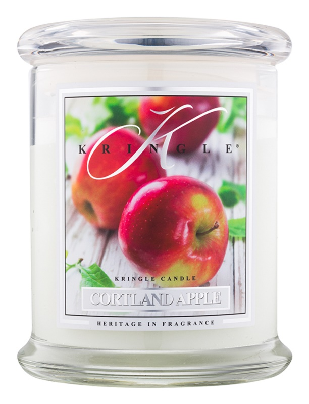 Kringle Candle Cortland Apple lumânare parfumată  411 g