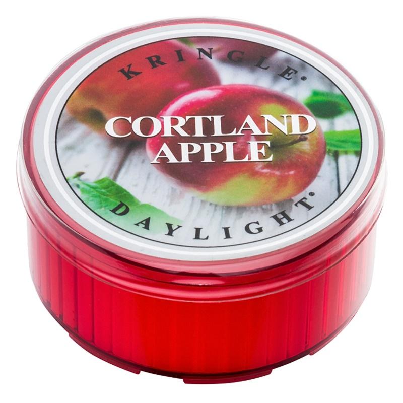Kringle Candle Cortland Apple świeczka typu tealight 35 g